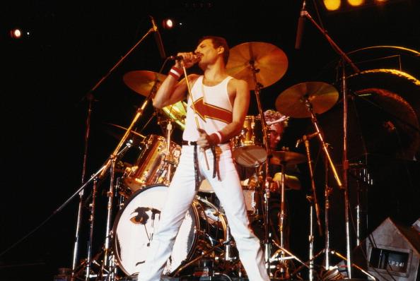 ТОП-5 клипов группы Queen