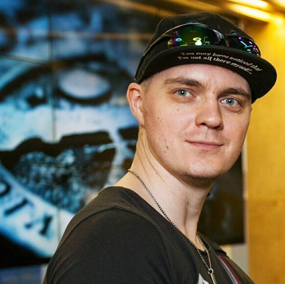 Аркадий Медведев - соорганизатор Comic Con Ukraine 2019