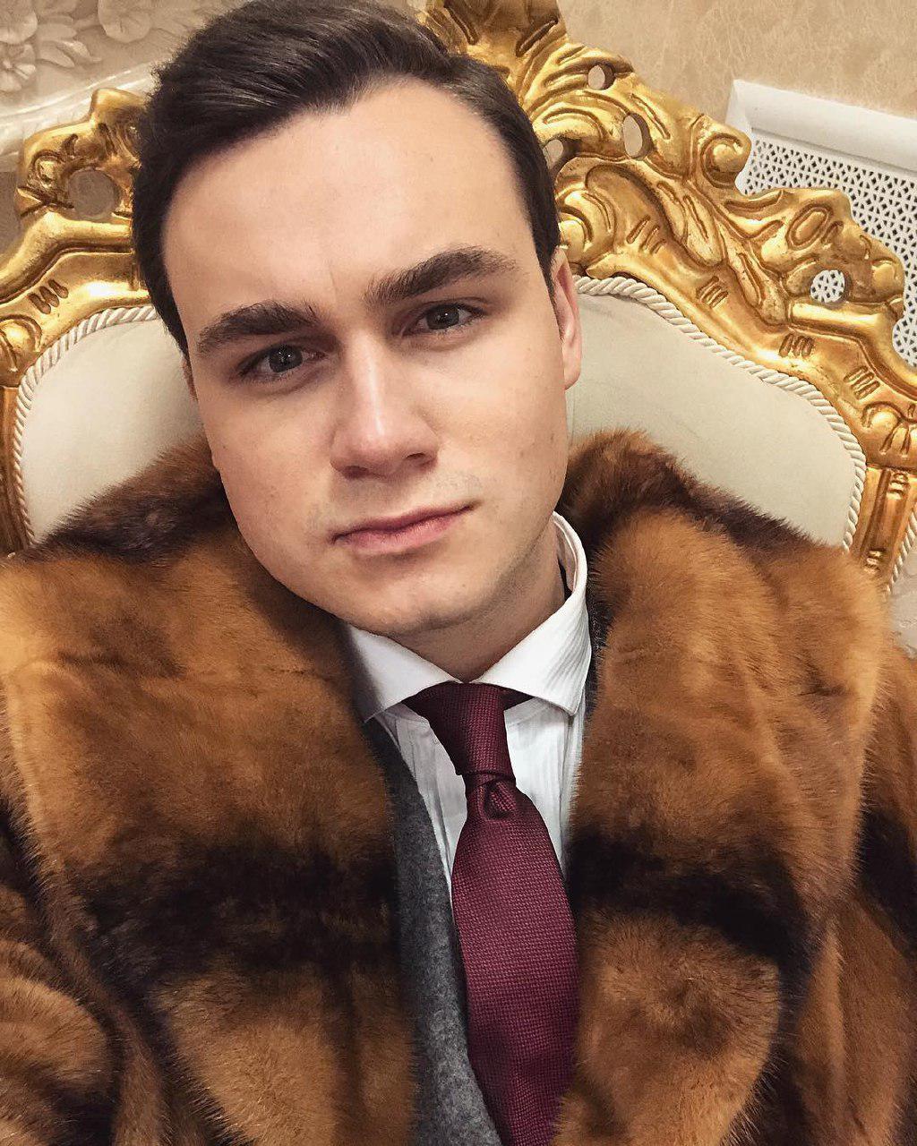 Видеоблогер Николай Соболев