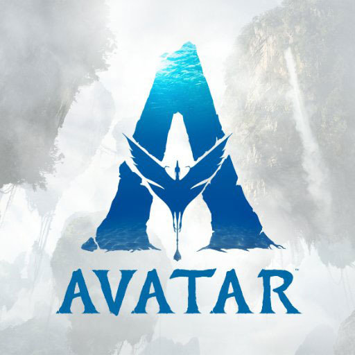 Логотип франшизы Аватар