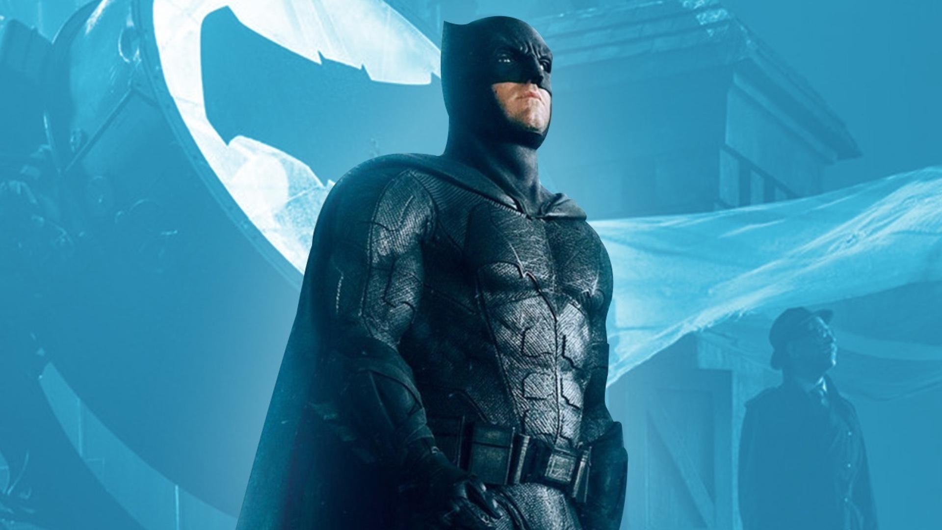 Бен Аффлек больше не будет играть Бэтмена