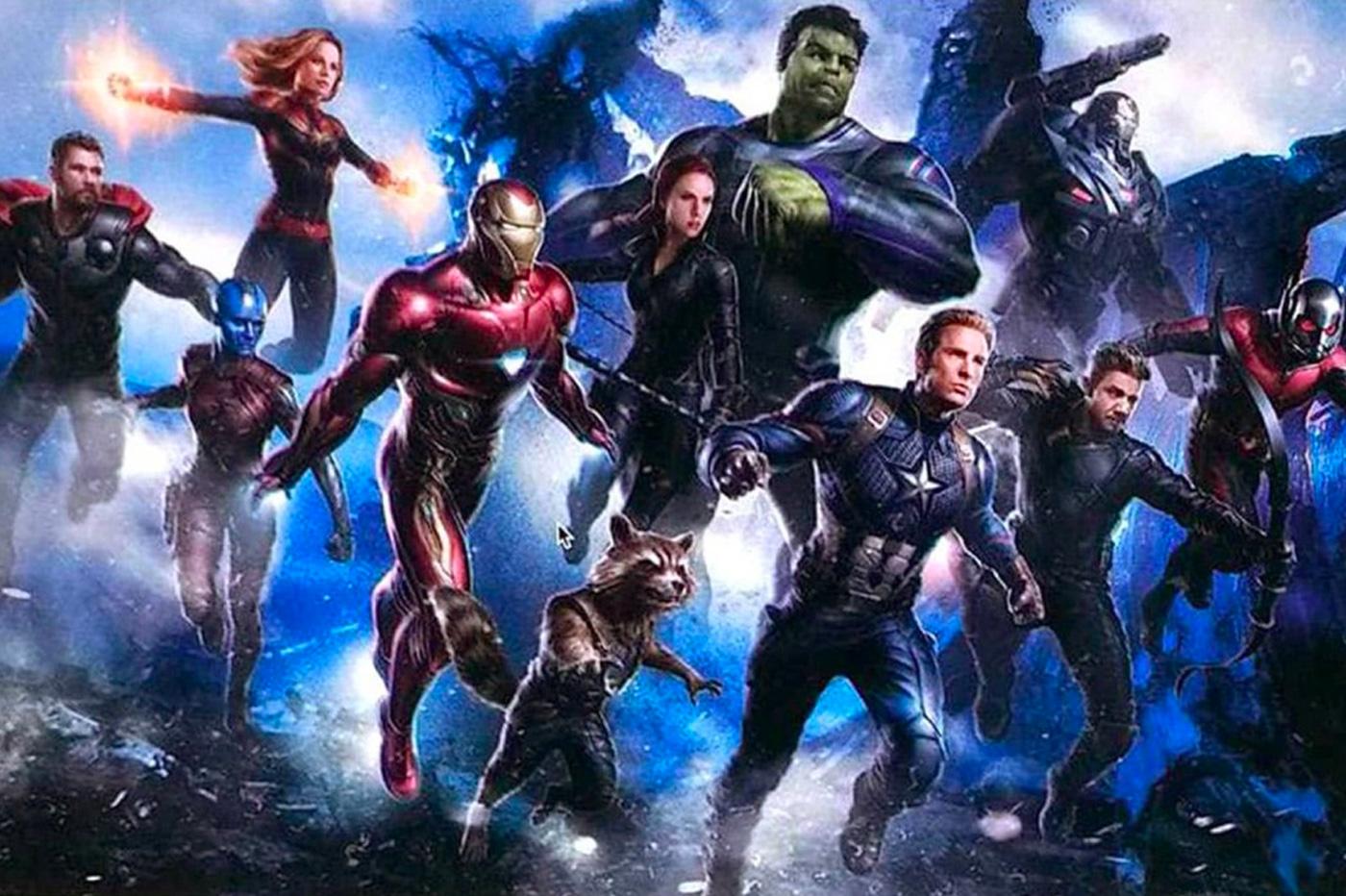 Игрушки показали костюмы героев в Мстителях 4