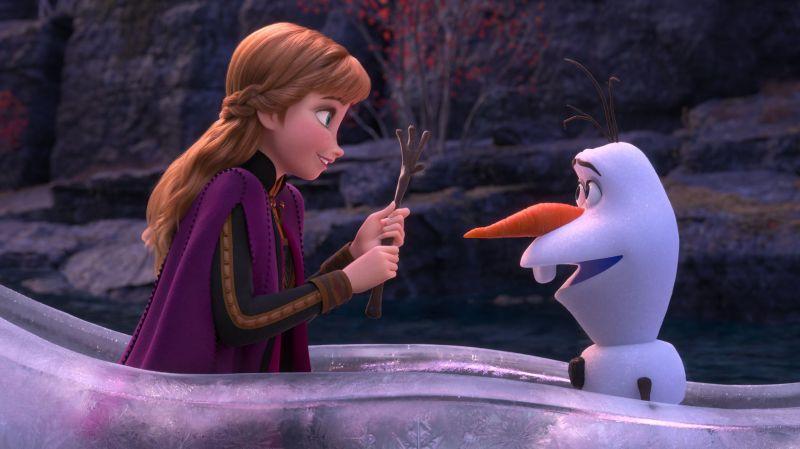 Вышел трейлер мультфильма Холодное Сердце 2