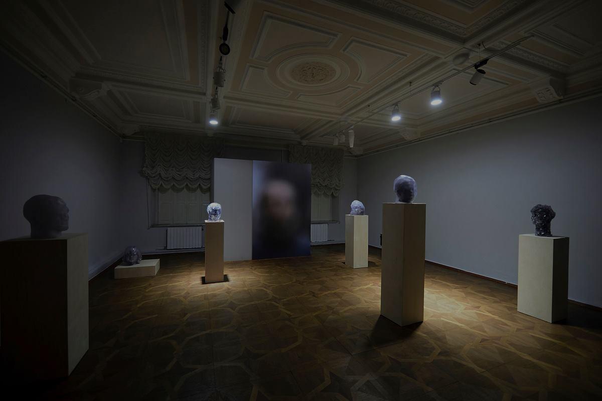 Выставка Расстояния Назара Билыка