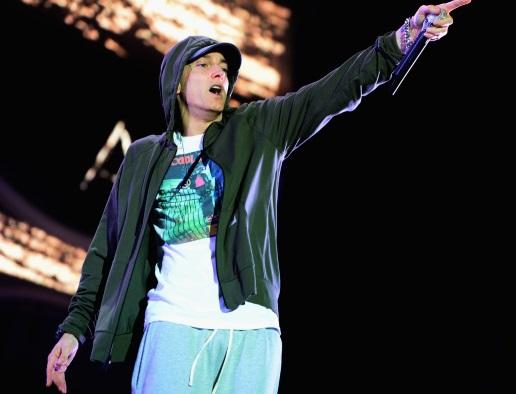 Eminem выпустил новый клип Lucky You