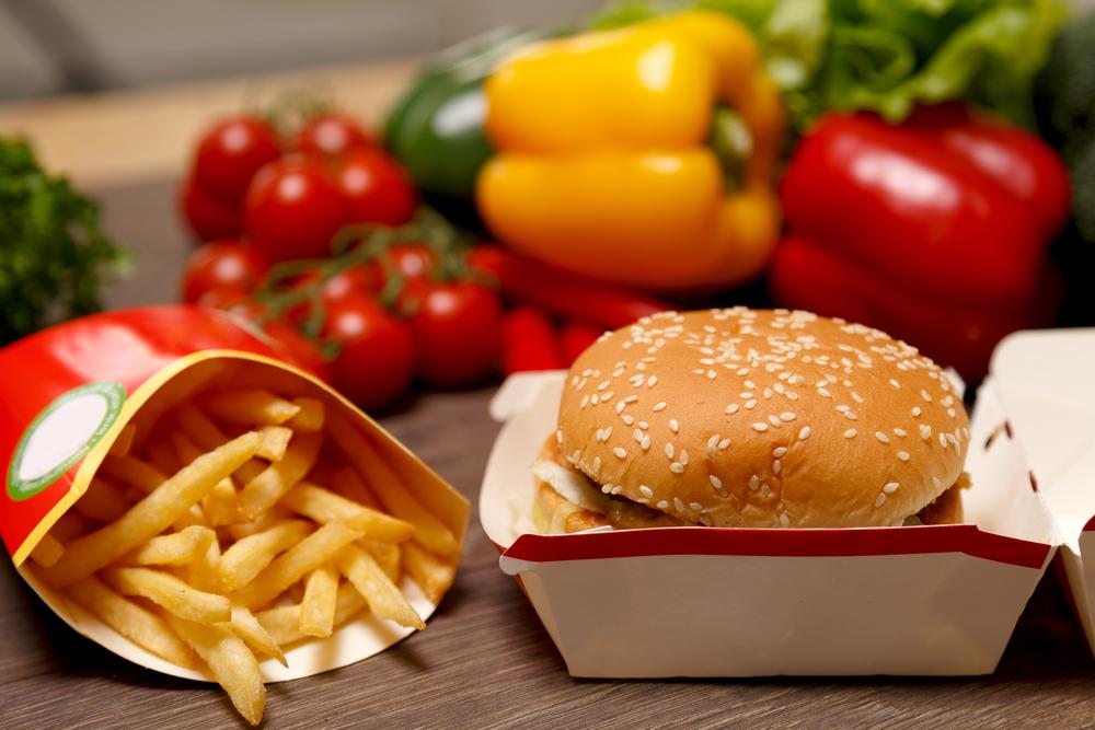 В украинской сети McDonald-s можно будет самим составить бургер