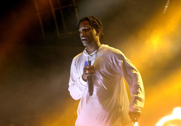 Asap Rocky не выпустит на Atlas Weekend