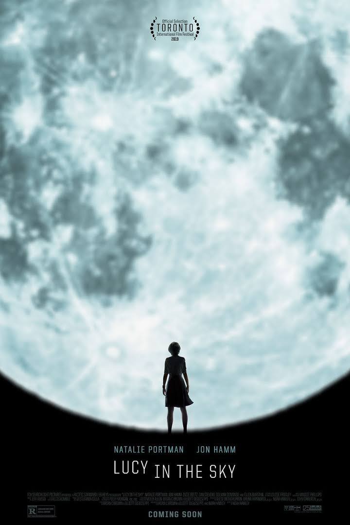 Постер фильма Бледная синяя точка