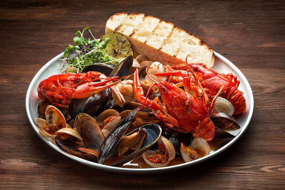 Морепродукты, которые вам могут предложить в ресторане