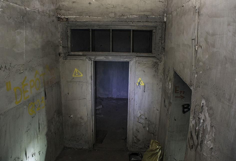 Бункер на Ярославовом Валу в Киеве
