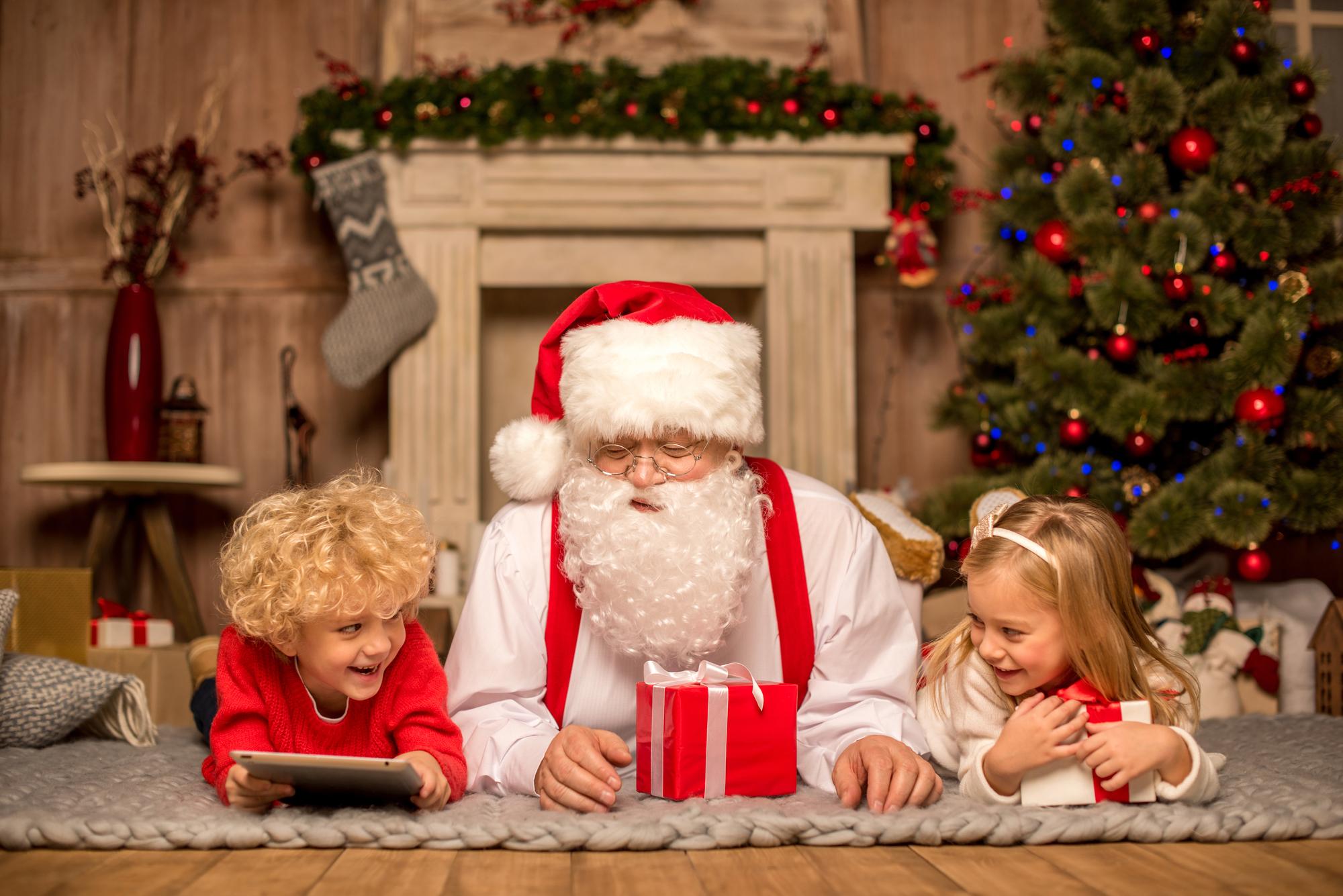 Куда пойти с детьми во время новогодних каникул