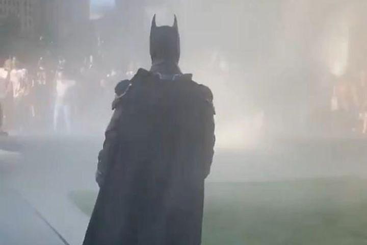 Бэтмен в Филадельфии