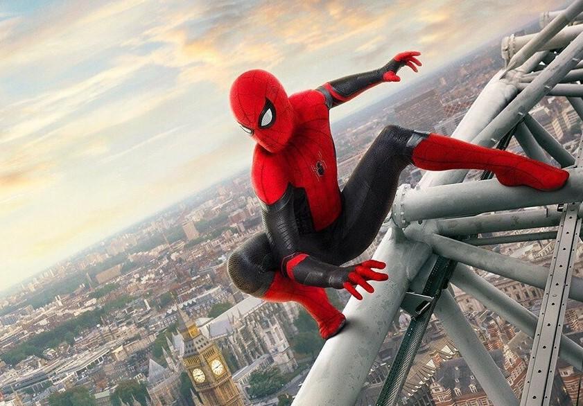 Sony опубликовали постер Человека-Паука