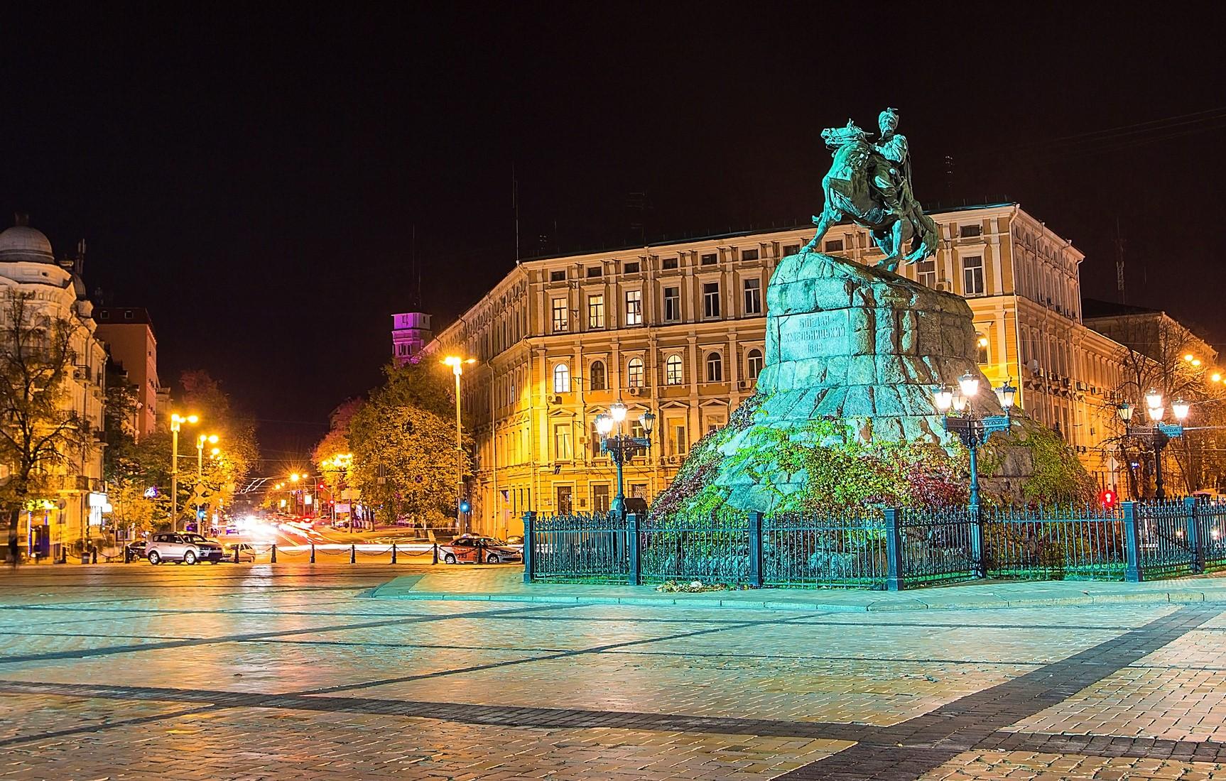 Куда пойти в Киеве 13 августа