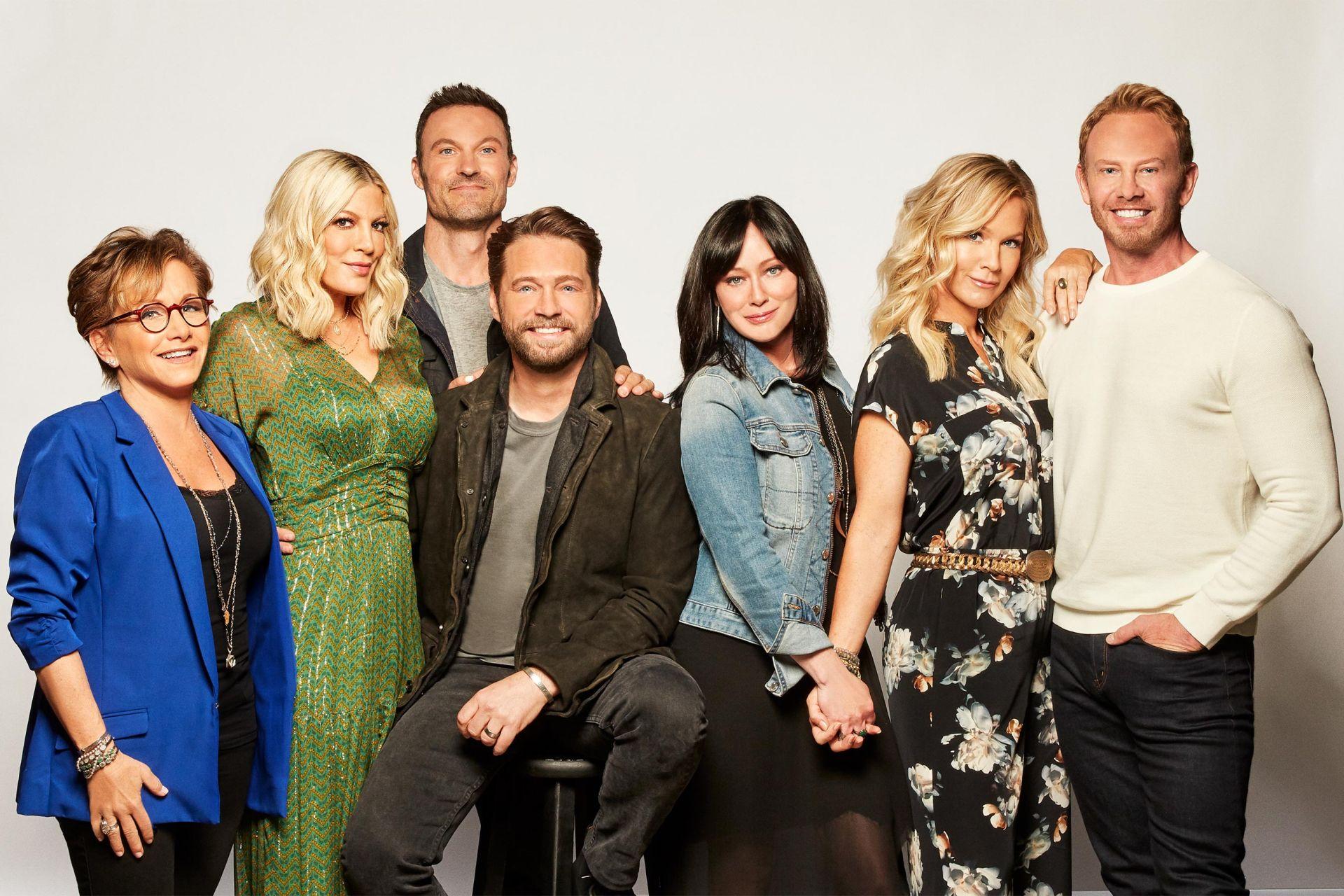 Вышел ролик, посвященный новому Беверли-Хиллз 90210