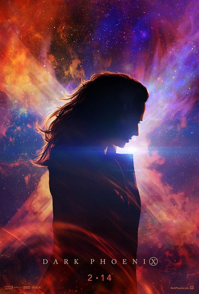 Постер Темный Феникс