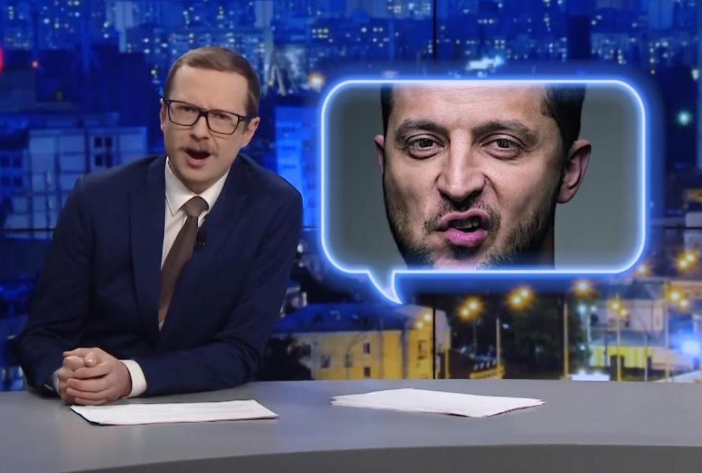 Майкл Щур прожарил Зеленского