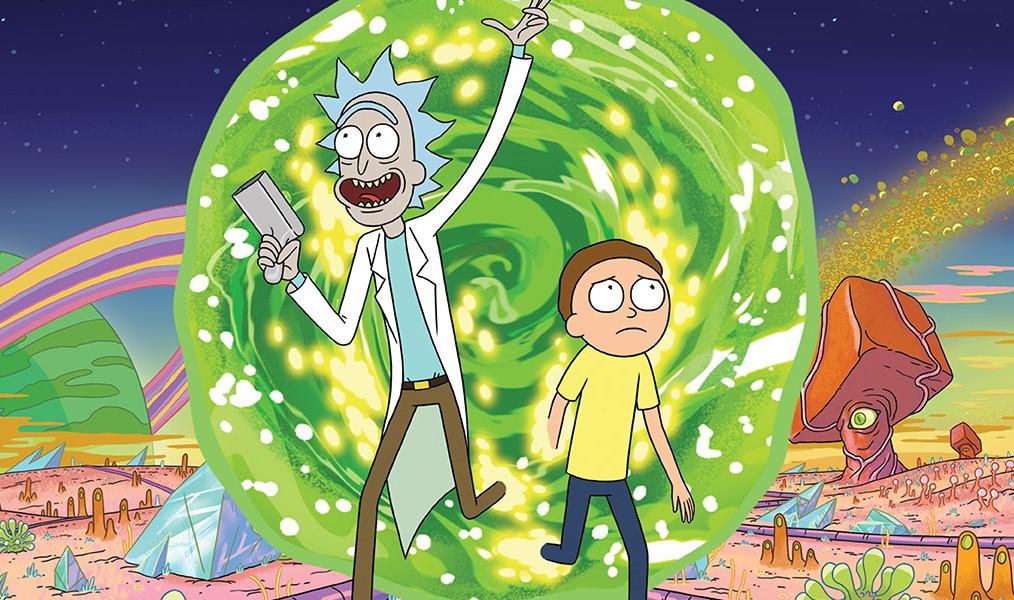 Четвертый сезон Рика и Морти выйдет в ноябре