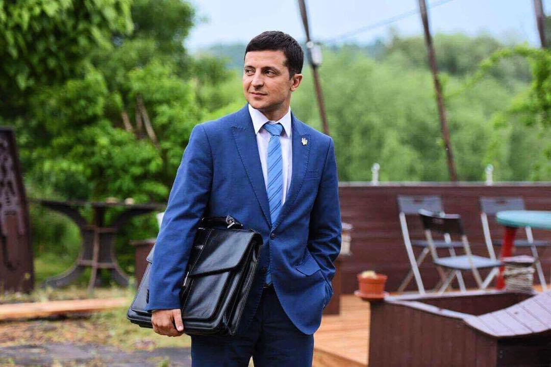 В новом выпуске Зе Президент Зеленский присоединился к антикоррупционным организациям