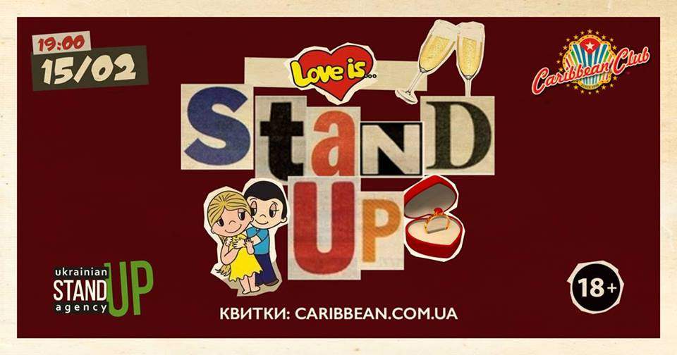 Stand-Up Love is