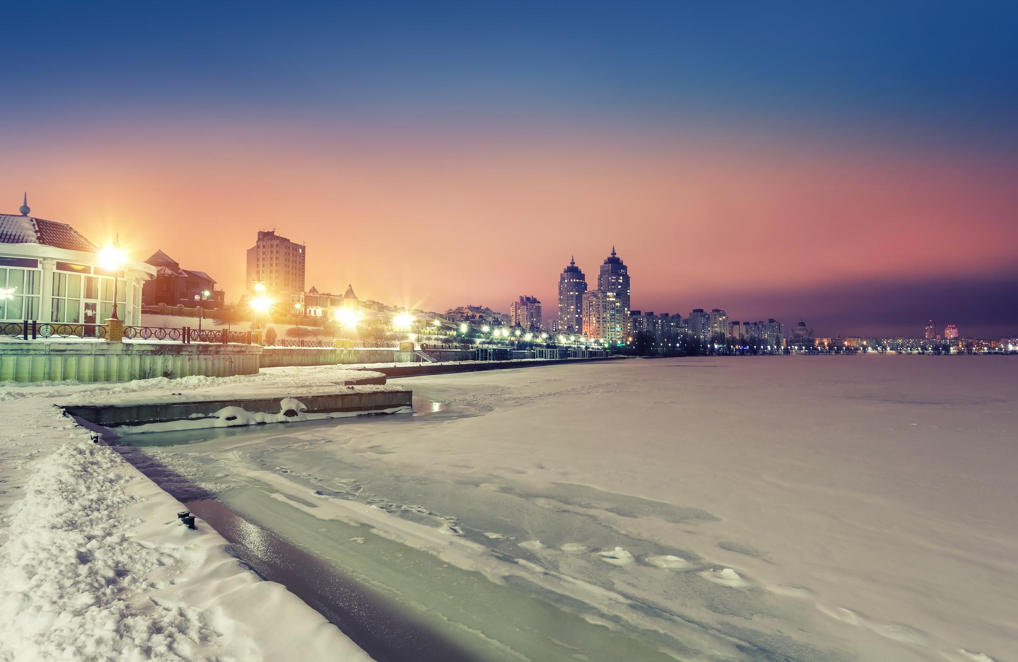 Куда пойти в Киеве 20 декабря