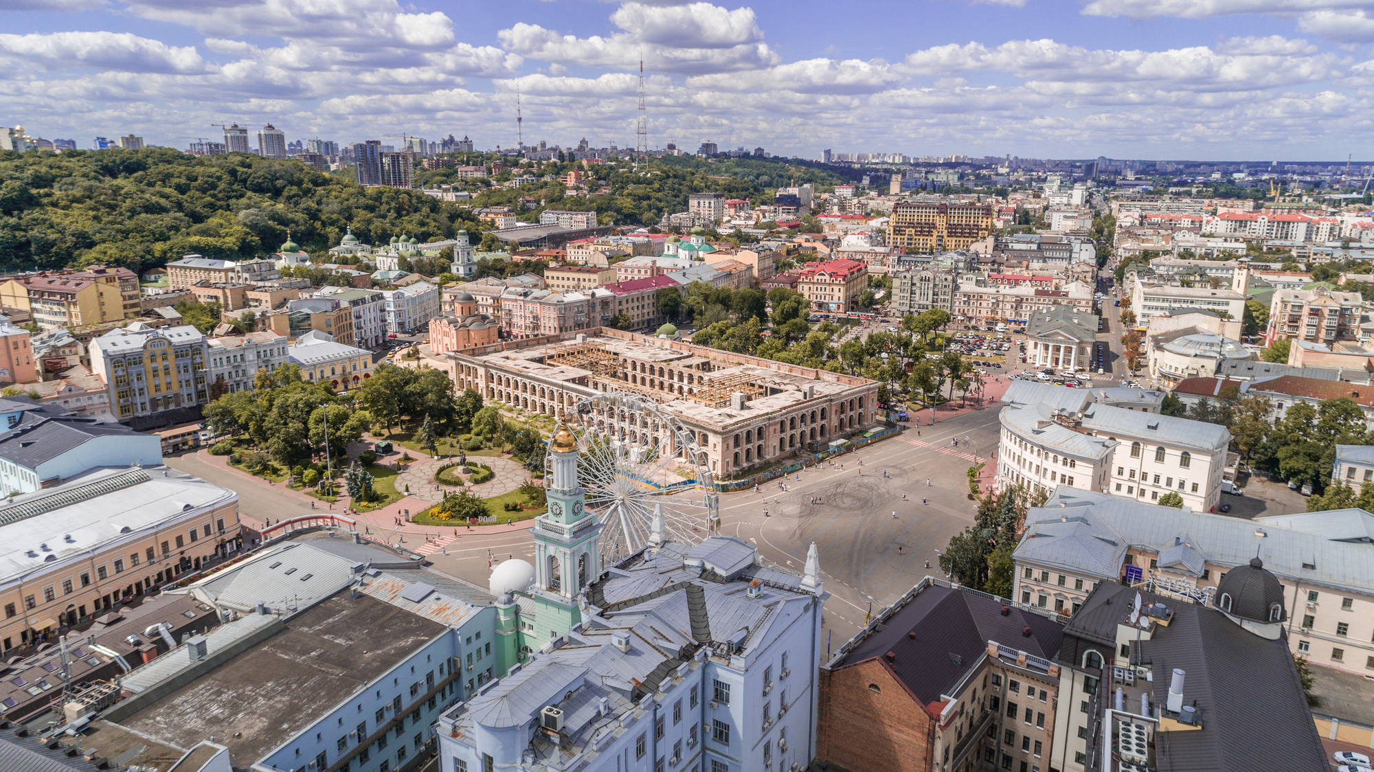 Куда пойти в Киеве 30 августа
