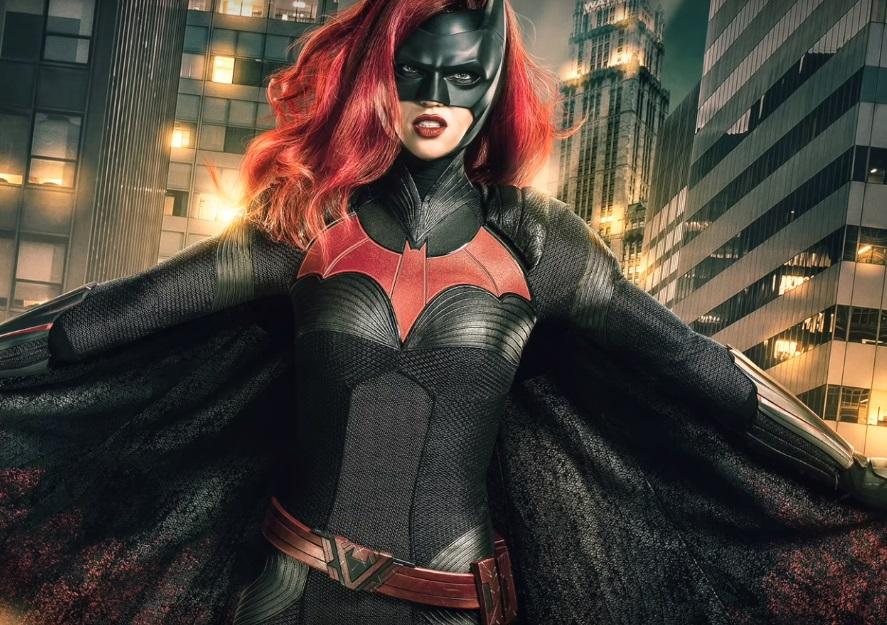 Американский канал придумал для кроссовера персонаж Бэтвумен