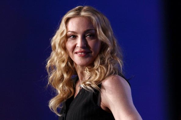 Мадонна выступит на Евровидении