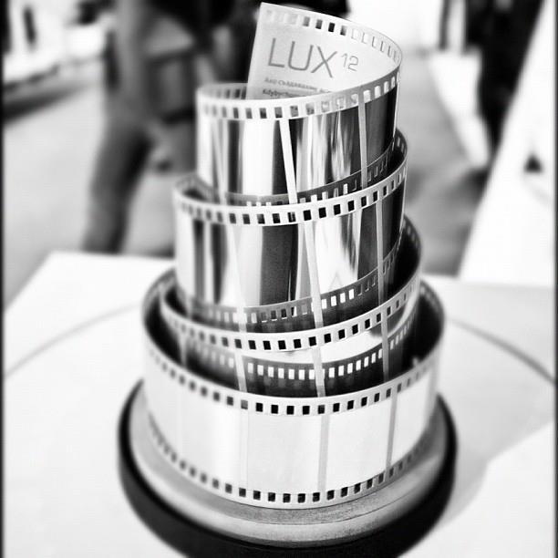 Лого кинопремии Евросоюза LUX Prize