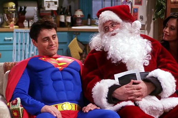 Рождественско-новогодние эпизоды любимых сериалов