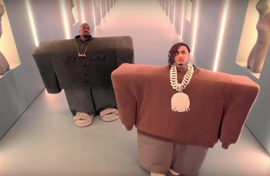 Kanye West & Lil Pump ft. Adele Givens - I Love It