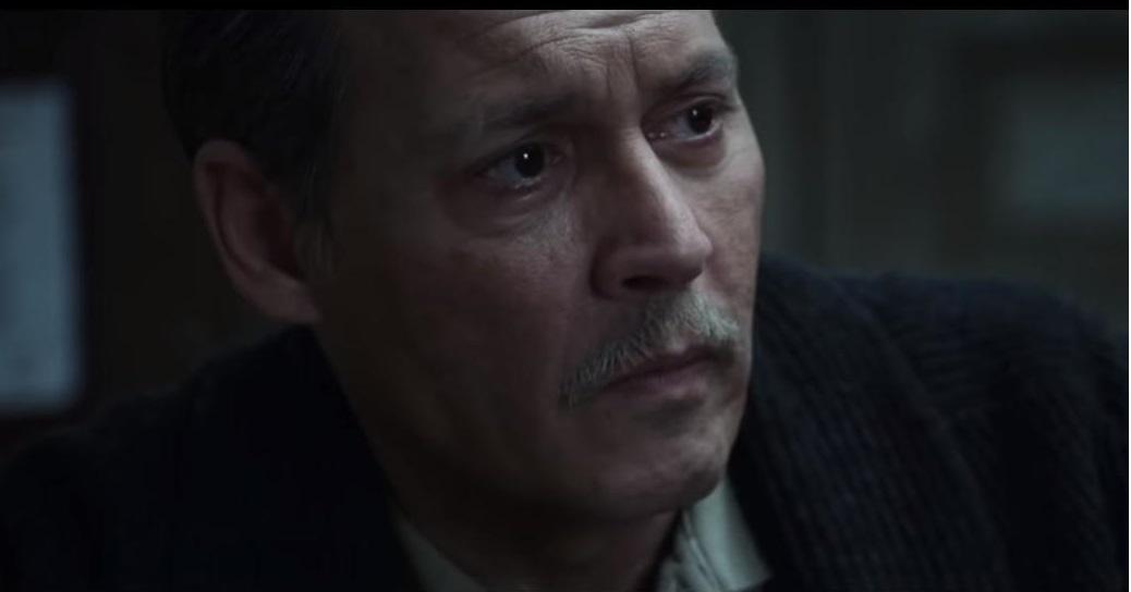 Джонни Депп сыграл роль детектива Пула