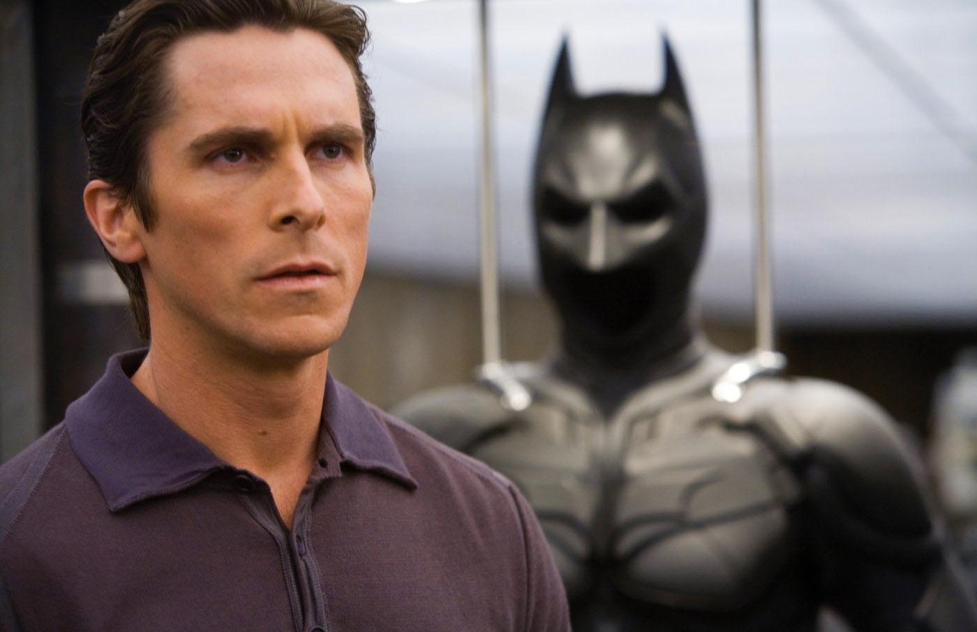 Бэйла назвали лучшим исполнителем роли Бэтмена