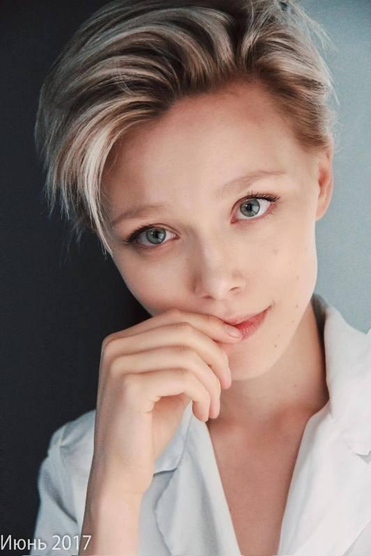 Актриса Иванна Сахно