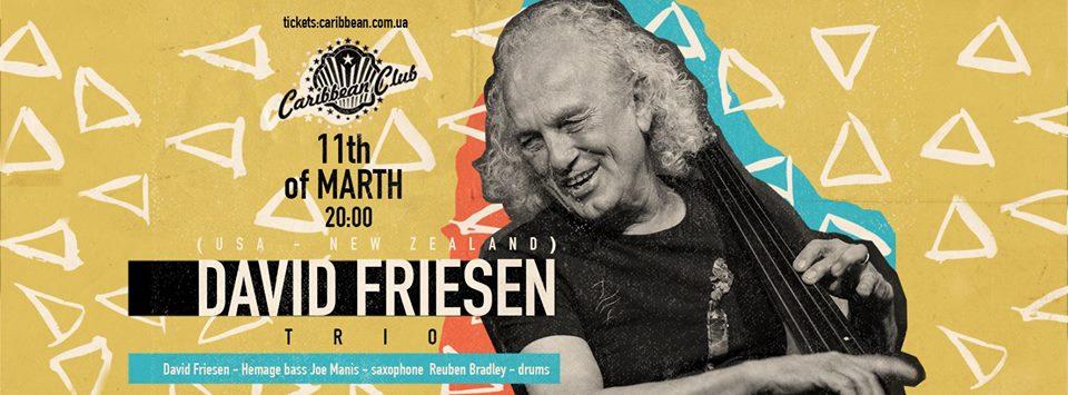 David Friesen Trio