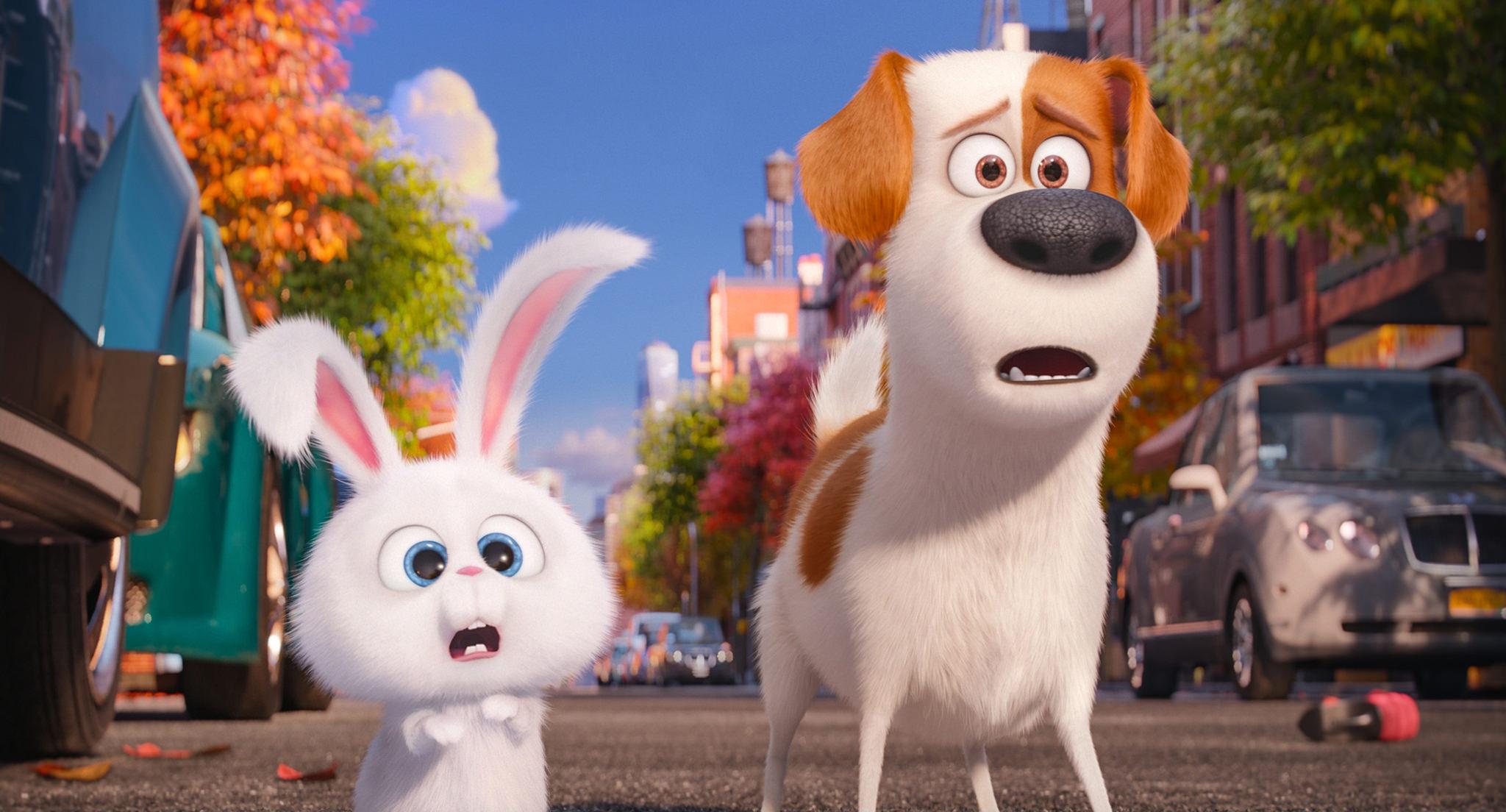 Вышел трейлер мультфильма Тайная жизнь домашних животных
