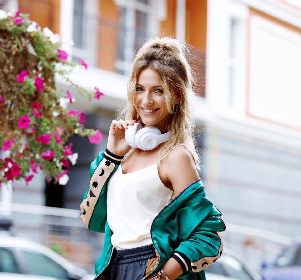 Леся Никитюк дала интервью на Слава+