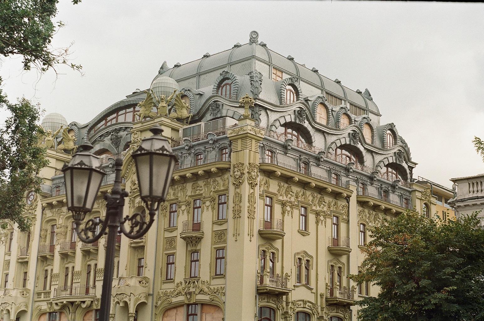 2 сентября началось строительство Одессы