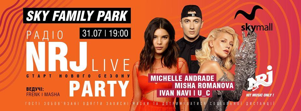 NRJ Live Party