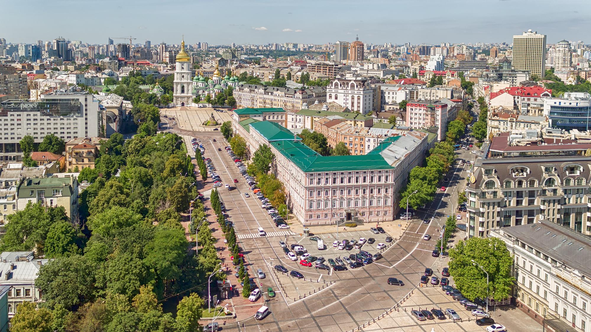 Куда пойти в Киеве 22 августа