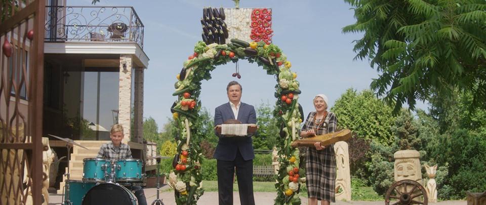 Фото со съемок литовской версии