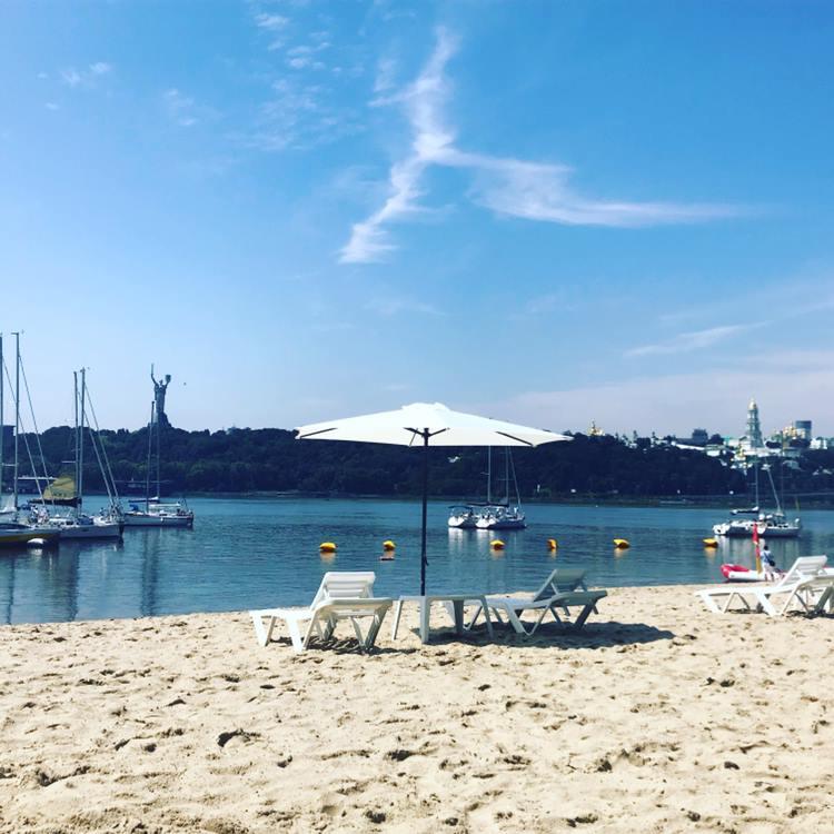 Пляж Золотой