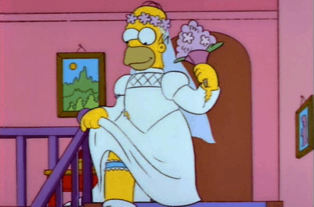 Курили травку, смотрели Симпсонов, занялись пьяным, но очень решительным сексом.