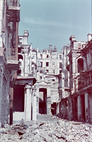 Руины Малого пассажа.