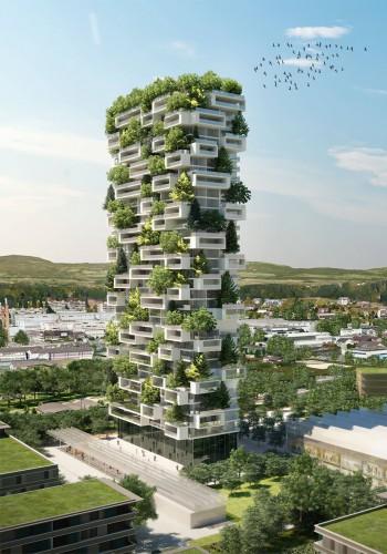 36-этажное здание будет носить название Башня Кедров.