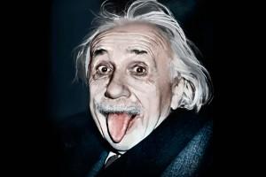 Несмотря на чувство юмора, Альберт Эйнштейн был интровертом