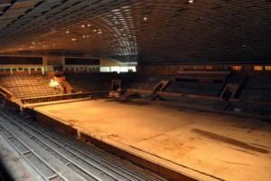Реконструкция Дворца Спорта