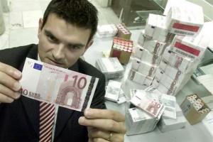 Эксперт: евро упадет до 9,40 гривен
