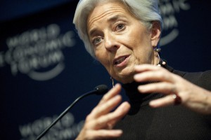 Глава МВФ обеспокоена ростом цен на нефть