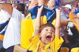 Тимур - звезда Евро-2012